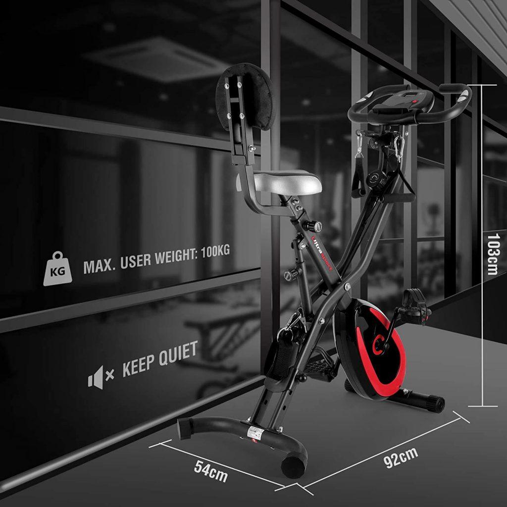 Bicicletas de spinning Portátiles